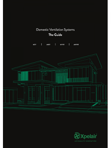 Xpelair brochure Domestic Systems