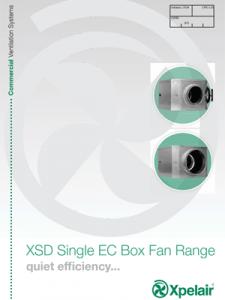 Xpelair brochure XSD